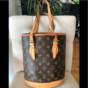 Louis Vuitton PM Bucket Bag